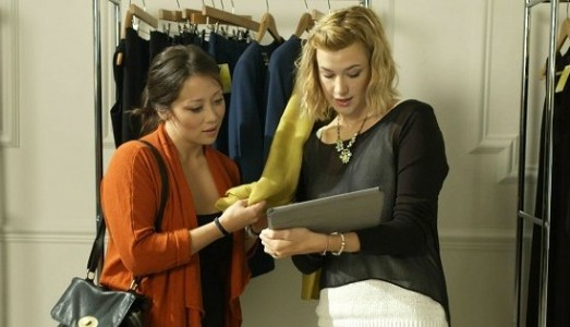 The digitally enabled shopping experience